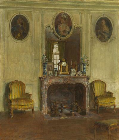 Walter Gay, 'Interior at the Chateau du Breau', Add Artwork year