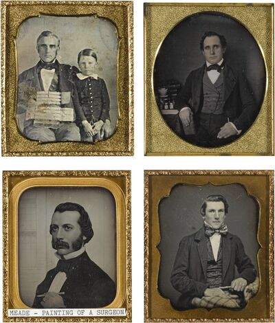 Anonymous American Photographers, 'Selected Medical Professional Portraits'