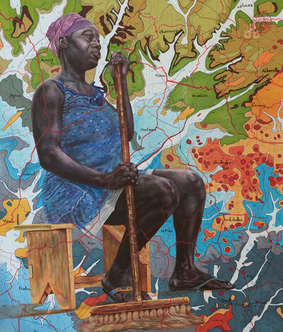 Jean David Nkot, '##The Woman Power.org.com', 2019