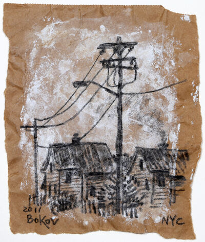 Konstantin Bokov, 'Power Lines', 2011