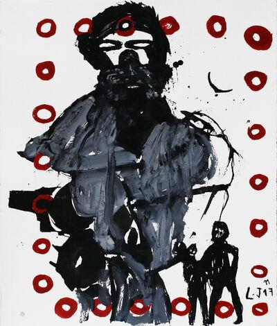 Locust Jones, 'War Monger', 2017