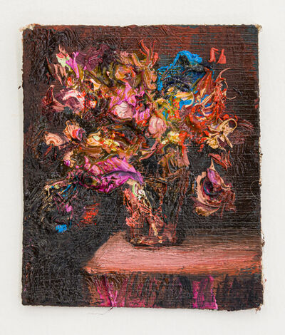 Jorge Diezma, 'Corner bouquet', 2019