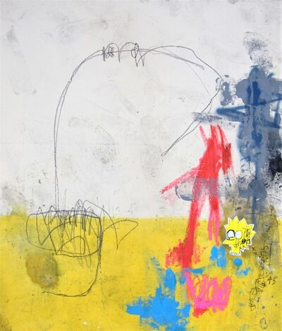 George Morton-Clark, 'Universal Yellow', 2019