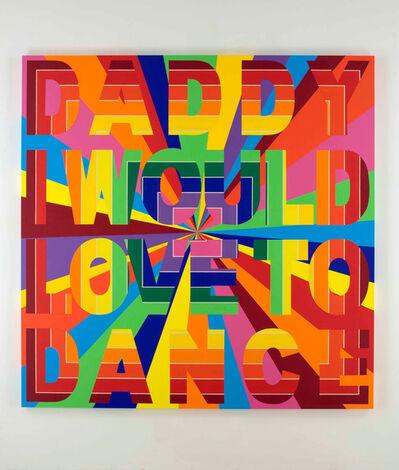 Deborah Kass, 'Daddy', 2008