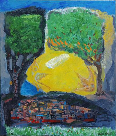 Elias Ayoob, 'Thus begins the Spirit', 2017