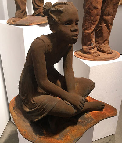 Woodrow Nash, 'Alika...most beautiful - Children of The Whitney Plantation Collection', 2016