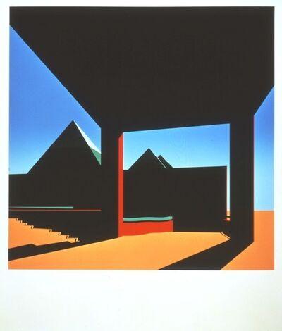 Arata Isozaki, 'MOCA #2', 1983