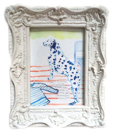 Dan Jamieson, 'Pablo Picasso's Dalmatian, Perro', 2016