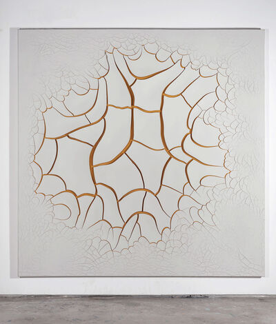 Adriana Varejão, 'Bone White Song', 2017