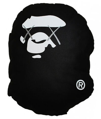 KAWS, 'A Bathing Ape Pillow (Screenprint edition of 100)', 2001