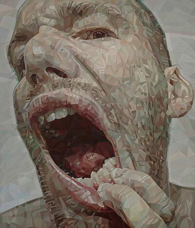 Lui Ferreyra, 'Delusion (study)', ca. 2010