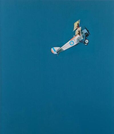 Charles Pachter, 'Airborne', 2014