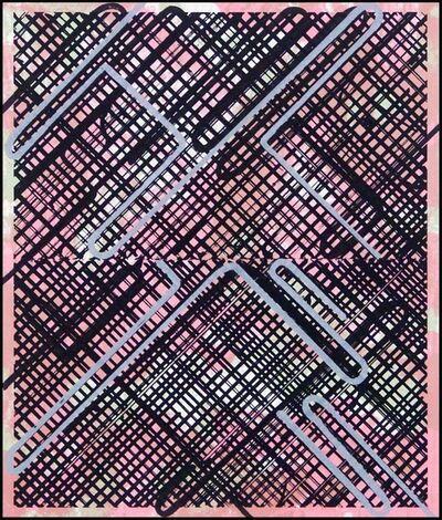 Ed Moses, 'Shago #6', 1989