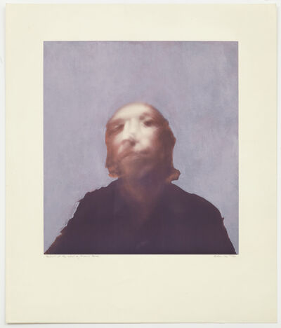 Richard Hamilton, 'A portrait of the artist by Francis Bacon', 1971