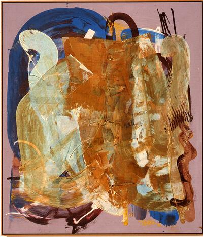 Tom Hodgson, 'Untitled (Coloured Ground Mauve)', 1990