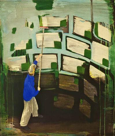Betty Merken, 'Clear Sky', 2008
