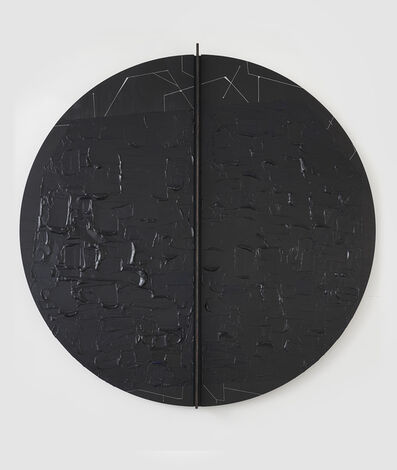 Torkwase Dyson, 'Distance, Distance (1919: Black Water)', 2019
