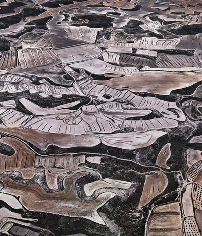 Edward Burtynsky, 'Dryland Farming #13, Spain, 2010', 2010