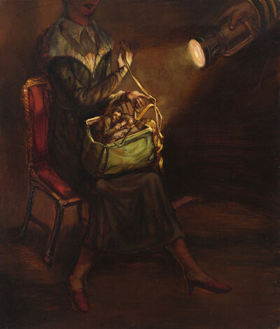 Chen Ching-Yuan, 'Spotlighting a Secret', 2016