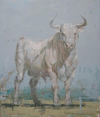 Joseph Adolphe, 'Toro Blanco No. 2'