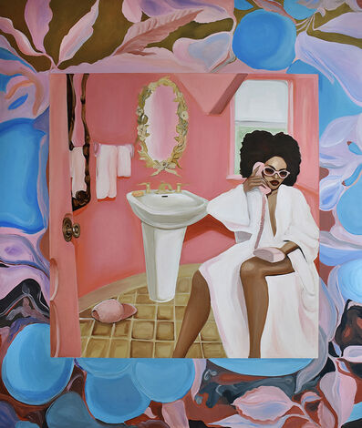 Megan Gabrielle Harris, 'Extended Stay', 2020