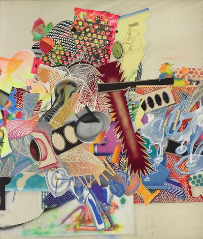 Frank Stella, 'The Duel B', 2001