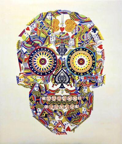 Jacky Tsai, 'Poker Skull', 2018