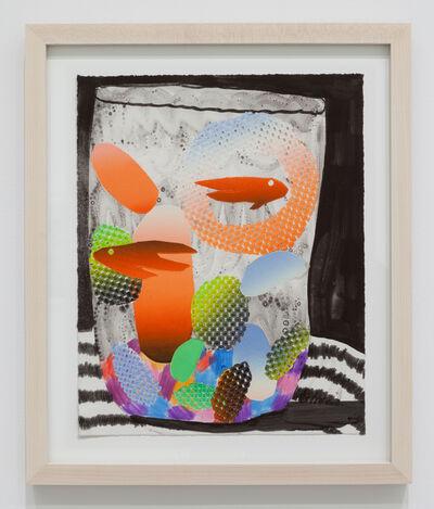 Karen Lederer, 'Fish Cup', 2017