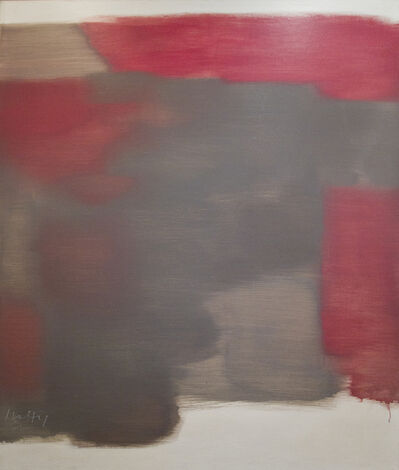 Carl Holty, 'Untitled', 1962