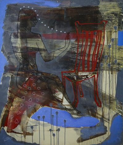 Reda Abdel Rahman, 'THE CHAIR', 2016