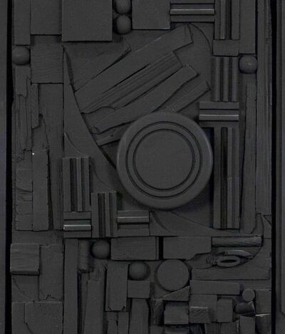 Louise Nevelson, 'City Sunscape', 1979