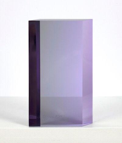 Vasa Velizar Mihich, 'Violet Gray Parallelogram', 1983