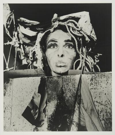 Carolee Schneemann, 'Eye Body #21', 1963
