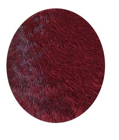 Marcos Coelho Benjamim, 'Roda Vermelha', 2014