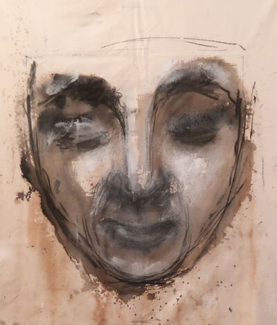 Marc Prat, 'Marc Prat: Meditacion XIII (blur mask) 2018 ', 2018