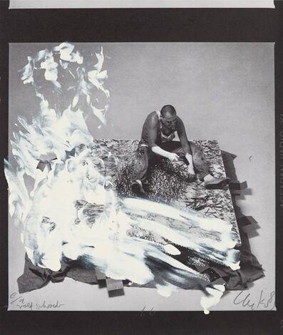 Günther Uecker, 'Entwicklung eines Werkes I', 1980-1990