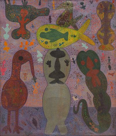 Madhvi Parekh, 'Fantasy (Under Sea)', 1979
