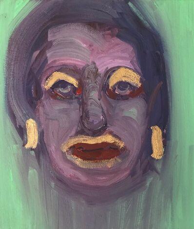 Randi Matushevitz, 'Golden Iris', 2018