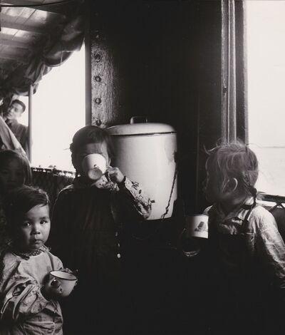 Agnès Varda, 'Chine, sur le bateau qui dessert le Yang Tze', 1957