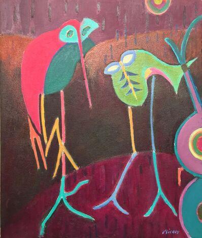 Joseph O'Sickey, 'Two Birds'