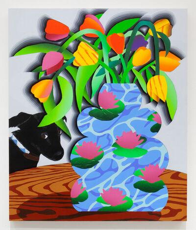 Karen Lederer, 'Water Lilies', 2018