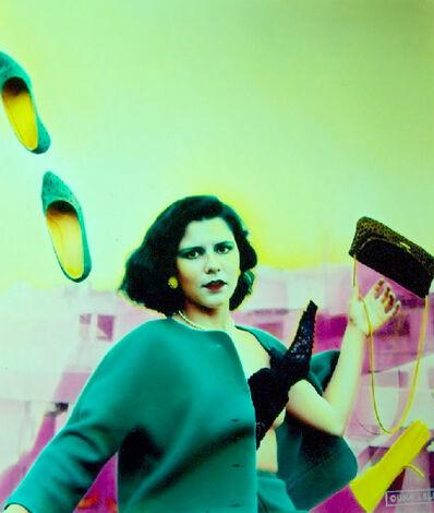 OUKA LEELE, 'Stripteas', 1980/2020
