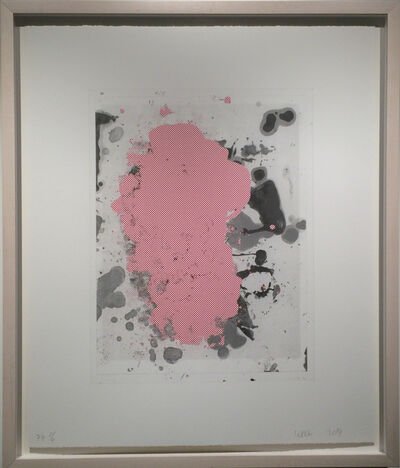 Christopher Wool, 'Portraits #5 (red)', 2014