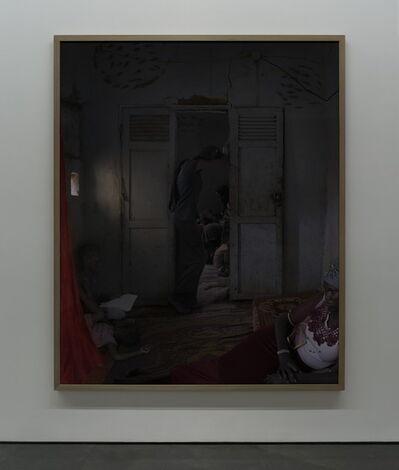 Luc Delahaye, 'Évocation de Penda Sarr', 2020
