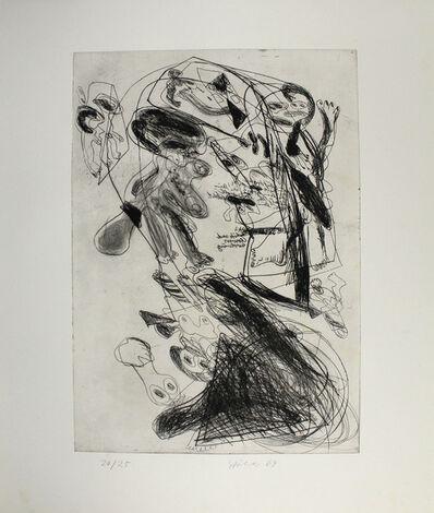Walter Stöhrer, 'Horror Trip I', 1969