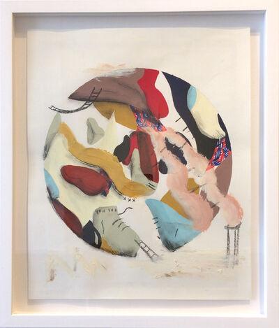 Mtendere Mandowa, 'Floating Above (Sculpture View Series)', 2017