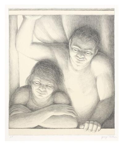 George Tooker, 'Window ', 1994