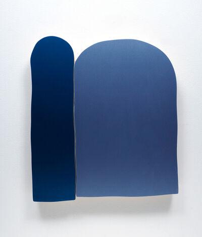 Andrew Zimmerman, 'Monzablaue, Persian Aqua', 2020