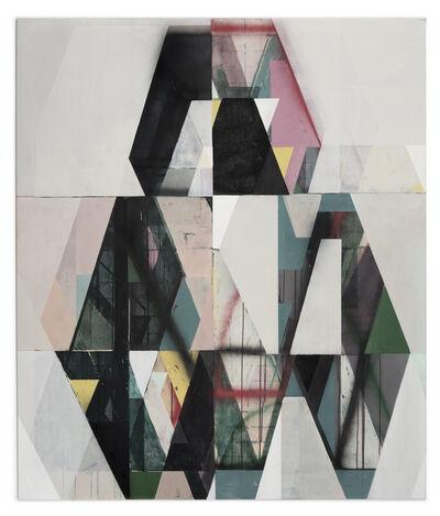 Jeroen Erosie, 'DÉRIVE VI', 2016