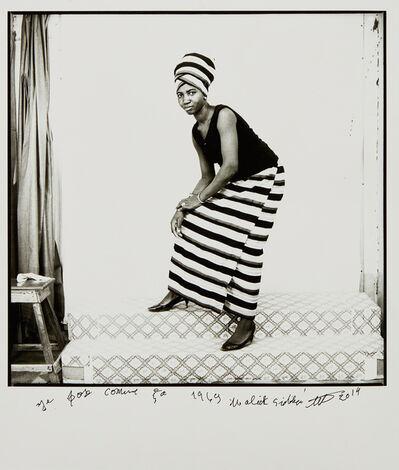 Malick Sidibé, 'Je pose comme ça, 1969', 2014